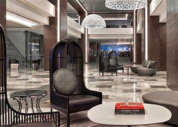 Отель «Le Meridien»