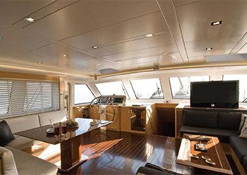 Яхта 36м
