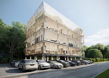 Офисный центр «Q&Q Building»